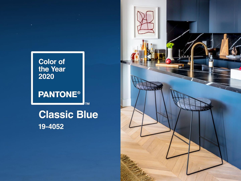 Müge Akbulut   2020 Yılın Rengi Klasik Maviyi Dekorasyonda Nasıl Kullanırsın?