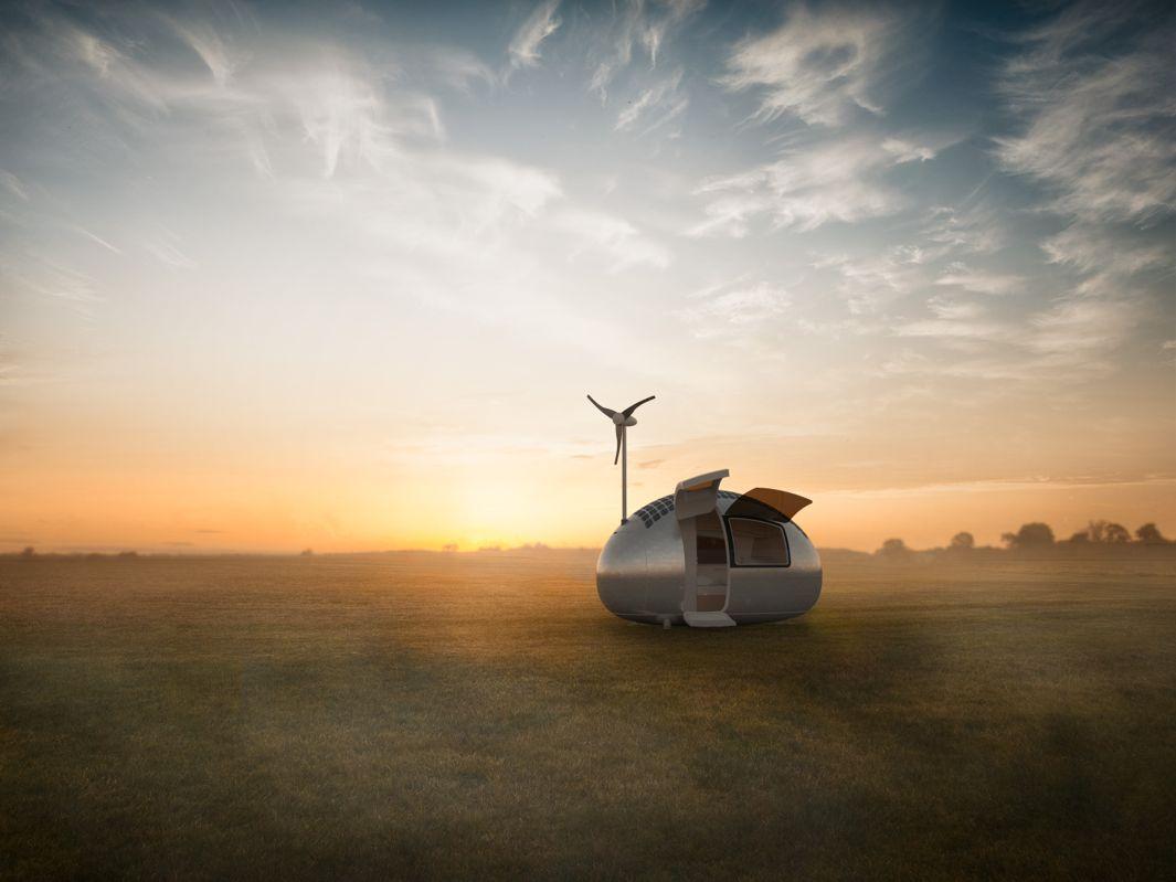Müge Akbulut | Sizi Gelecekte Yolculuğa Çıkaracak 11 Tasarım Ekolojik Ev